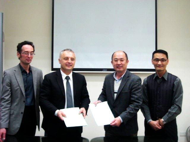 本系與莫斯科大學力學研究簽署合作備忘錄